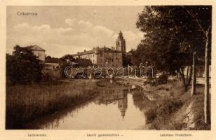 Crikvenica, Ladislavovac, László gyermekotthon / orphanage