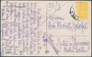 Postcard to Hungary, Képeslap Magyarországra
