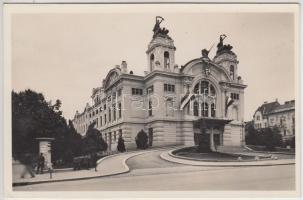 Kolozsvár, Nemzeti színház / theatre (EK)