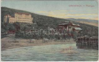 Crikvenica, Hotel Therapia
