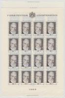 The Pioneers of Philately mini sheet set, A filatélia úttörői kisívsor