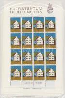 Definitive: buildings minsiheet set, Forgalmi: épületek kisívsor