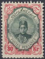 1911 Forgalmi záróérték Mi 324