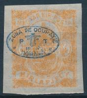 Debrecen 1919 I lemez / Plate I Hírlapbélyeg (40.000) / Newspaper stamp. Signed: Bodor