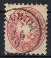 1864 5kr (S)TUBICA