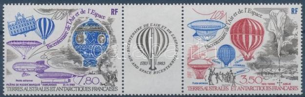 200th anniversary of aviation stripe of 3, 200 éves a repülés hármascsík
