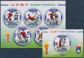 FIFA Women's World Cup 2 blocks, Női labdarúgó VB 2 blokk