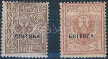 1924 Mi 80** -81*