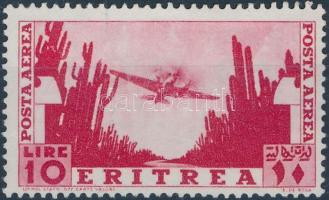 1936 Légiposta bélyeg Mi 252