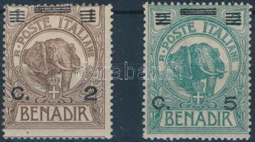 1906 Mi 10-11