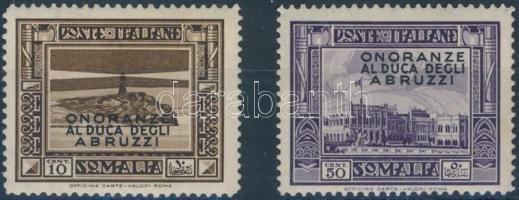 1934 Mi 189 + 191
