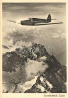 Messerschmitt 'Taifun', Bayerische Flugzeugwerke AG Augsburg / WWII German Luftwaffe aircraft, II. világháborús német Luftwaffe repülőgép
