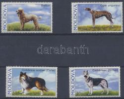 2006 Kutyák sor Mi 565-568