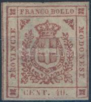 Modena Ideiglenes kormány 1859 Mi 10a