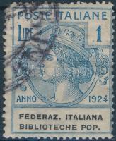 1924 Portó mentességi bélyeg Mi 37
