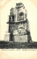 Athens, Monument de Philopappe