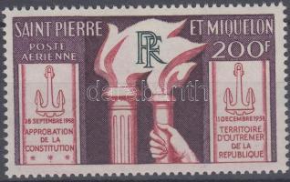 The acceptance of the Constitution 1958, Az 1958-as alkotmány elfogadása