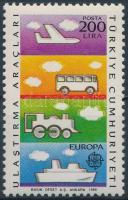 Transport and communication, Közlekedés és kommunikáció