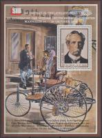 1979 Carl Benz emlékív