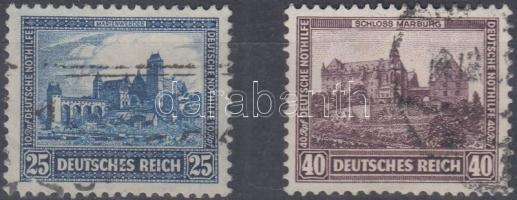 1932 Nothilfe Mi 477-478