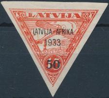 1933 Első repülés Lettország-Gambia Mi 223