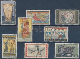 Minoan art set, Minószi művészet sor