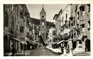 Sterzing, Vipiteno (Tirol) street