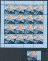 2013 Europa CEPT Látogatás (2012) bélyeg + kisív Mi 612