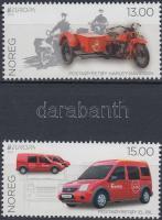 2013 Europa CEPT Postai járművek sor Mi 1816-1817