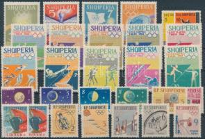 1963-1964 7 db sor