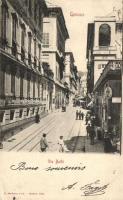 Genova, Via Balbi / street