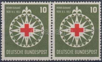 1953 125 éve született Henri Dunant pár Mi 164