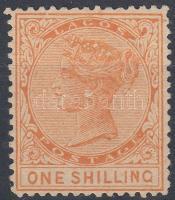 Lagos 1874 Mi 6 II C