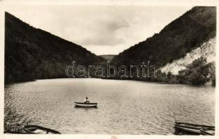 Lillafüred, tó