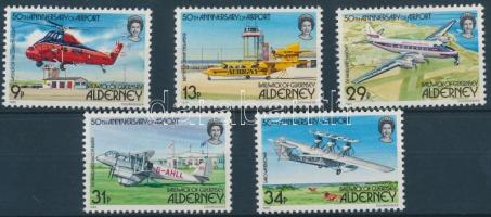 1985 50 éves a repülőtér sor Mi 18-22
