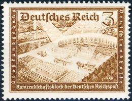 1939 Posta Bajtársi Szövetség Mi 702