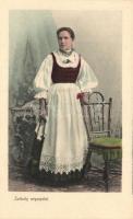 Székely népviselet, Szekler folklore