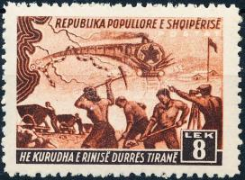 Durres - Tirana railway line, Durres - Triana vasútvonal