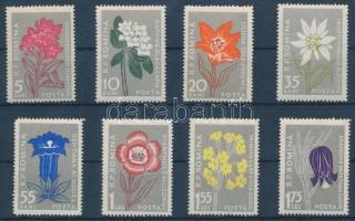 Flora of the Carpathians set, A Kárpátok növényvilága sor