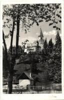 Borszékfürdő, Római katolikus templom / Roman catholic church (EK)