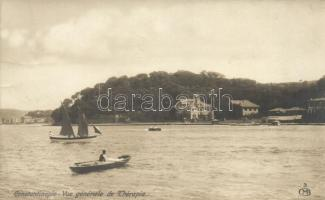 Constantinople, Therapie / spa, boats