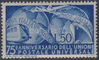 1949 75 éves az UPU sor Mi 772