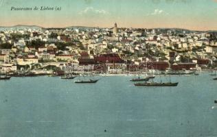 Lisbon, Lisboa (small tear)