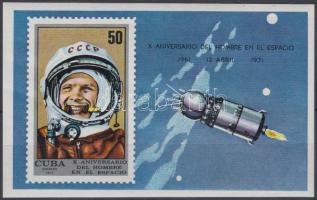 Spaceflight block, Űrrepülés blokk