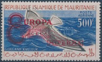 1962 Gazdasági együttműködés bélyeg vörös felülnyomással Mi VI II