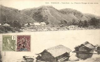Tonkin, Red River