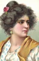 Lady litho, Hölgy litho