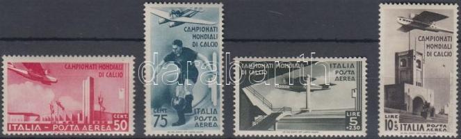 1934 Légiposta bélyeg sor Mi 484-487 (barnás gumi / brownish gum)