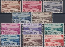 1950 Légiposta bélyeg sor Mi 255-265