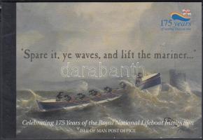 1999 175 éves a Nemzeti Királyi Életmentő Társaság MH 44 (Mi 791-798)